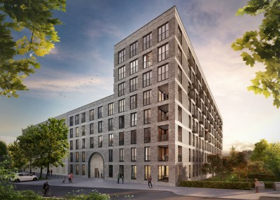 Bloom Pergolenviertel Hamburg Eigentumswohnungen Am Hamburger